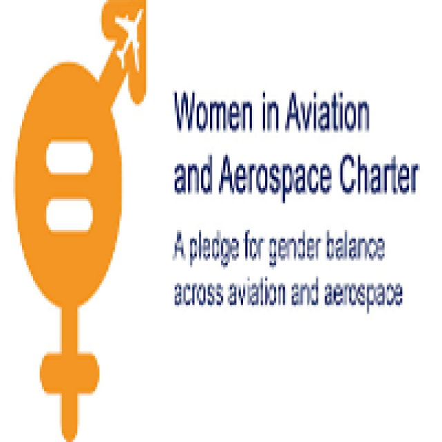 Aerospace Wales Forum signs the Women in Aviation and Aerospace Charter